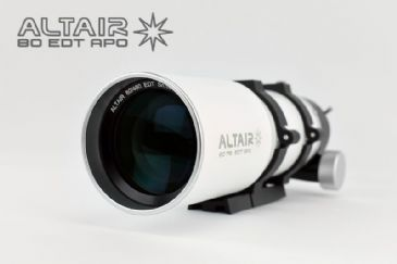 Altair Wave Series 80mm F6 Super ED Triplet APO (2019)